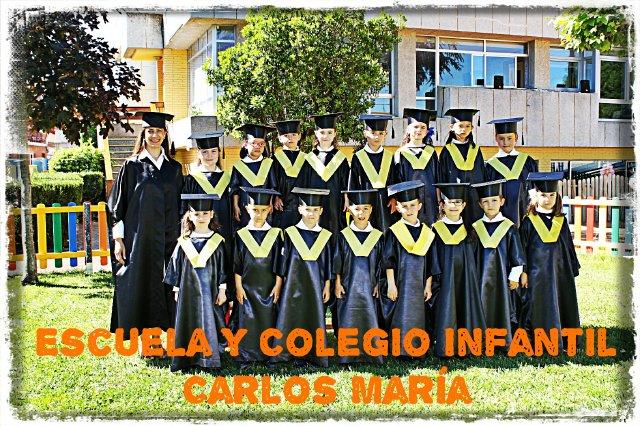 Graduación  3º 2016
